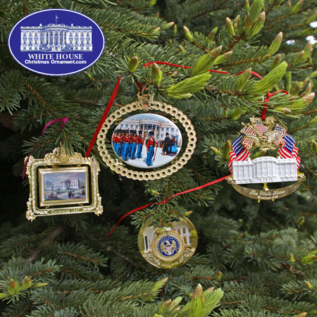 The 1994-1997 Set of Four Ornaments