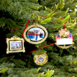 1994-1997 Set of Four Ornaments