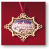 1995 Mount Vernon West Front Joyful Group Ornament