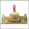 1996 First Edition Supreme Court Bulk Ornament