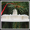 1999 3-D U.S. Capitol Marble Ornament & Desk Sculpture