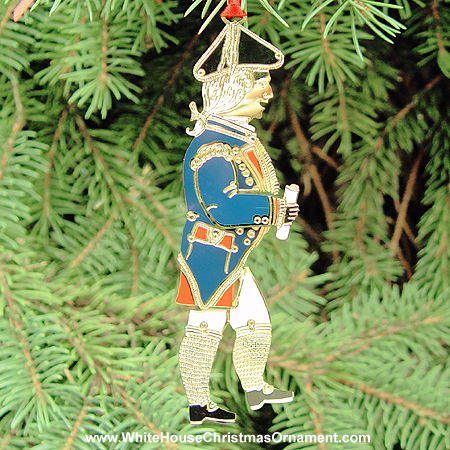 1999 Mount Vernon George Washington's Epaulet Ornament