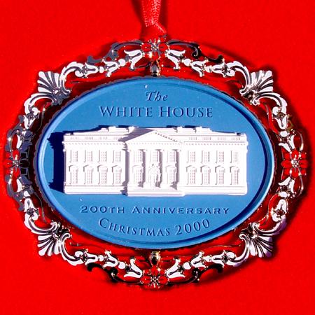 2000 200th Anniversary Ornament