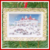 2000 Moonlight Caroling at Mount Vernon (East Front) Ornament