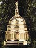 2000 U.S. Capitol Holiday Dome Ornament