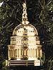 2000 U.S. Capitol Holiday Dome Ornament