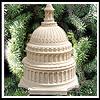 2002 Capitol Dome Ornament