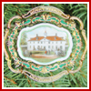 2003 Mount Vernon Anniversary Ornament