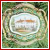 2003 Mount Vernon Anniversary Ornament