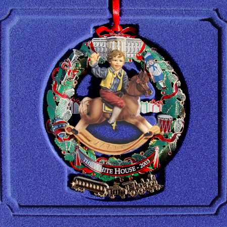 2003 The Ulysses S. Grant Bulk Ornament