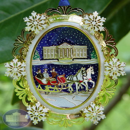 2004 The Rutherford B Hayes Ornament