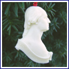 The George Washington Bust Ornament