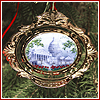 The U.S. Capitol Cameo Ornament
