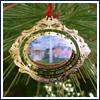 The Washington, DC Cameo Ornament
