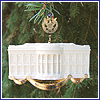 The 2005 Commemorative White House Ornament