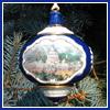 2006 US Capitol Fine Porcelain Ornament