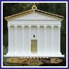 2006 Supreme Court Marble 'Building' Ornament