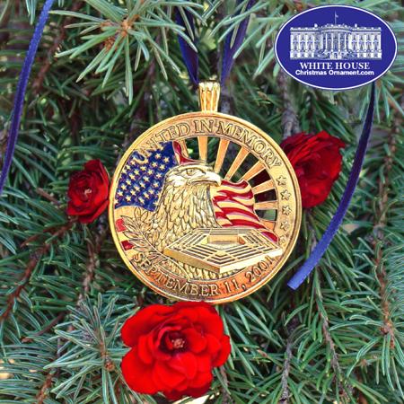 United in Memory 5th Anniversary Ornament