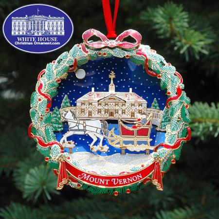 - 2006 Mount Vernon Sleighride Ornament