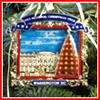 2007 Secret Service Holiday Ornament