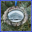 2008 Abraham Lincoln Memorial Ornament