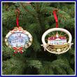 2008 Mount Vernon Ornament Gift Set