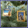 2008 Secret Service Ornament Gift Set