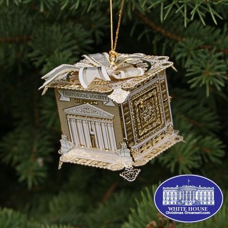 2008 Supreme Court Christmas Ornament