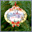 2008 Mount Vernon 150th Anniversary of the Saving of Mount Vernon Ornament