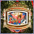 Official 2010 White House William McKinley Ornament