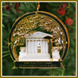 2011 U.S. Supreme Court Winter Scene Ornament