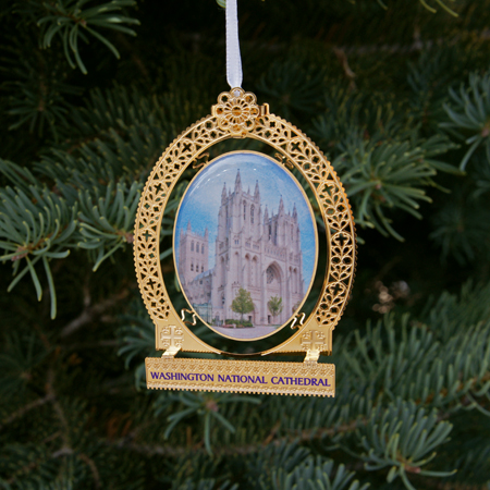 Washington National Cathedral Ornament