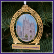 2011 Washington National Cathedral Ornament