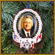 """President William """"Bill"""" Clinton Ornament"""