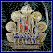 Remember September 11, 2001 Commemorative Ornament