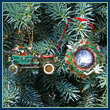 2013 White House Christmas Ornament Gift Set