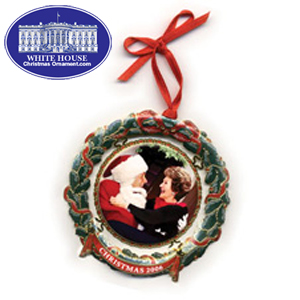 2006 First Lady Nancy Reagan Ornament
