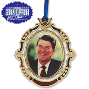 2007 President Ronald Reagan Ornament