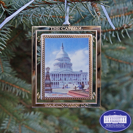 2009 United States Congressional Holiday Ornament