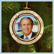 2011 George W. Bush Childhood Home Ornament