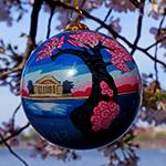 2013 National Cherry Blossom Festival Ornament