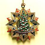 2014 Starburst Ornament