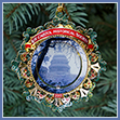 2015 Capitol Snow Scene Ornament
