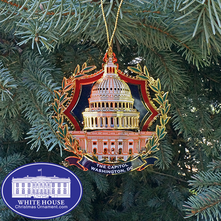 2015 United States Congressional Holiday Ornament