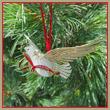 2015 Dove of Peace Christmas Ornament