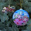 2016 White House Cherry Blossom Festival Ornament Set