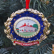 2016 Mount Vernon Christmas Ornament