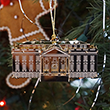 58th Presidential Inauguration Commemorative Ornament