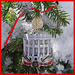 2018 Harry S. Truman Christmas Ornament