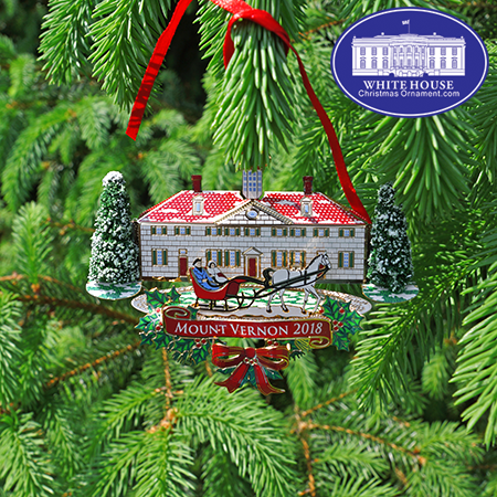 2018 Home for the Holidays Ornament